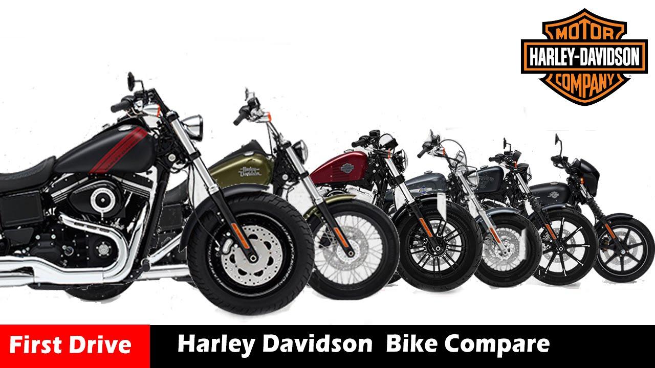 Harley Davidson Street Rod Vs Iron