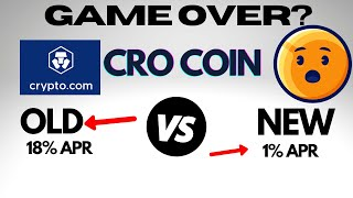 My Thoughts On The New Crypto.com Rates