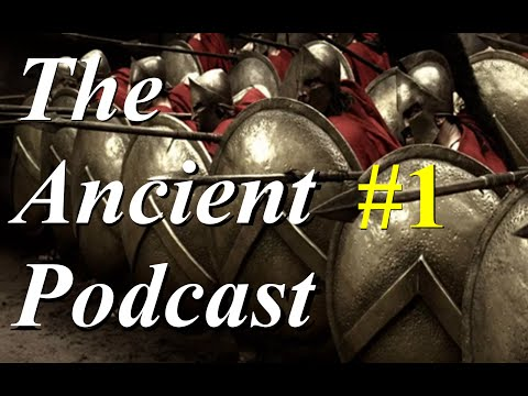 The Ancient Podcast #1 - The Road to Thermopylae