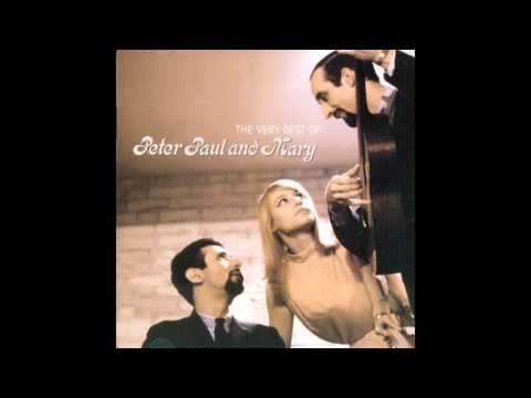 Peter, Paul and Mary - Blowin' in the wind