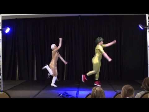 Lip Sync Battle - Tight Pants Body Rolls
