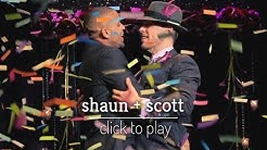 Insanity's Shaun T & Scott Blokker Wedding Video