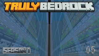 Truly Bedrock Episode 5: moving day and xp kelp farm