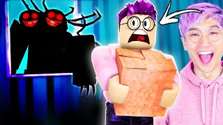 Can You Beat This Scary ROBLOX GAME!? (MOVING DAY)