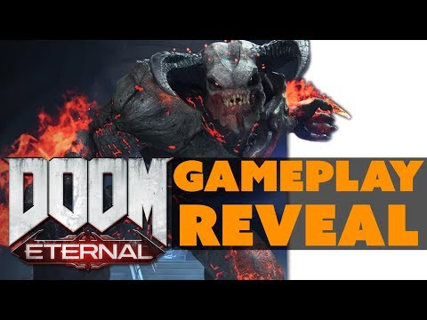Doom Eternal Gameplay Reveal!