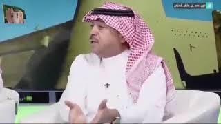 الدوسري: إن صحت مزاعم إعلام النصر فتلك شهادة «اللي ينشد به الظهر» - صحيفة صدى الالكترونية
