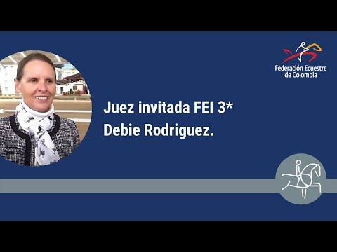 Debie Rodriguez.