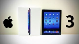 iPad 3 Unboxing (The New iPad Unboxing / 3rd Gen / 2012)