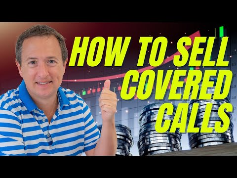 Selling Covered Calls for Monthly Income - Here's How I Do It