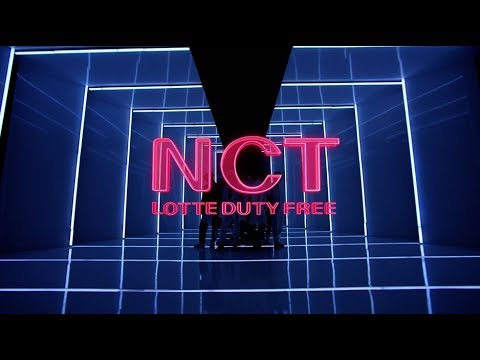 LOTTE DUTY FREE music video #NCT_ENG
