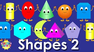 The Name of the Shape Part 2