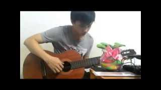 Những năm tháng ấy - Moóc Bom - Guitar cover