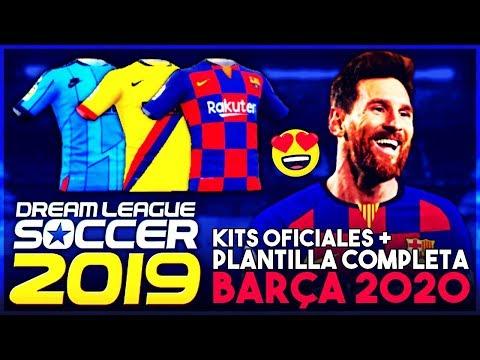 FC BARCELONA KITS 2019 2020 DREAM LEAGUE SOCCER