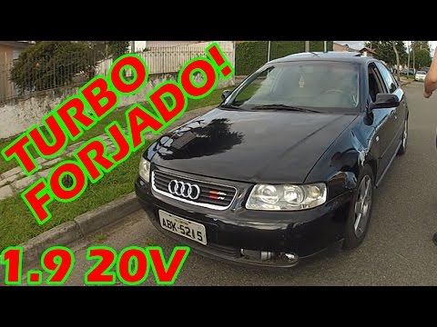 ROLE DE AUDI A3 TURBO 1.9 20V FORJADO TURBINA .70!!!