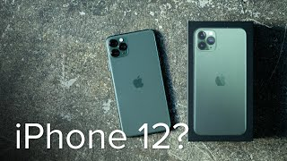 iPhone 12: 12 early rumors