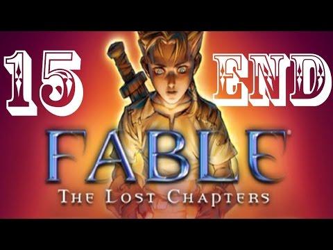Прохождение Fable: The Lost Chapters. Серия 15. Финал. Джек-дракон. Бонус: сравнение с Anniversary.