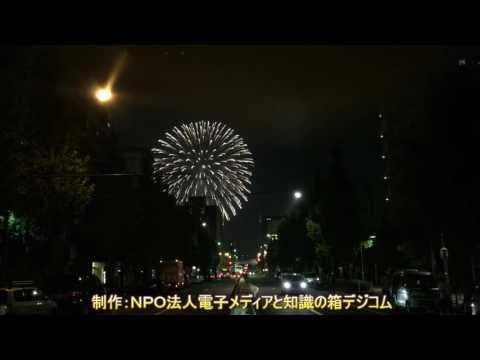 祭「いたばし花火」Fireworks display  in Itabashi-ku, Tokyo