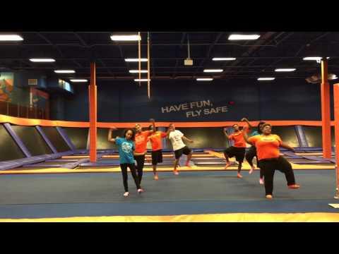 Santa Sky Zone Tampa Dance