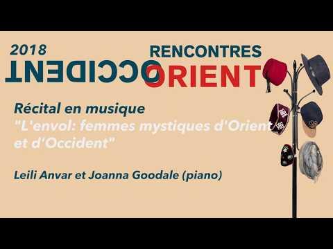 11 L' Envol - Récital en musique - Leili Anvar et Joanna Goodale piano