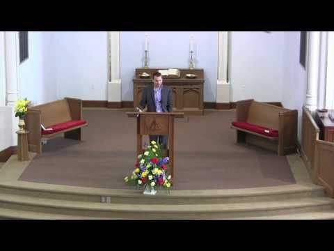 Lafayette Christian Reformed Church - Mark Bonnes - June 25, 2017 - Lafayette, Indiana