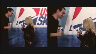 "Alexa Scimeca and Chris Knierim Lip Sync ""You"