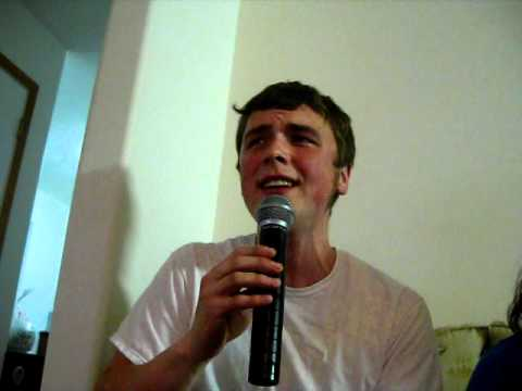 jubal singing w the fam.AVI
