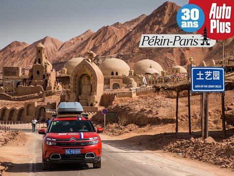 Le Citroën C5 Aircross quitte la Chine pour le Kazakhstan !