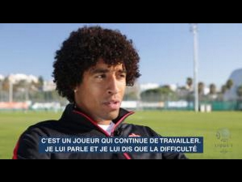 OGCN - INTERVIEW, Dante, LE PROF DU GYM