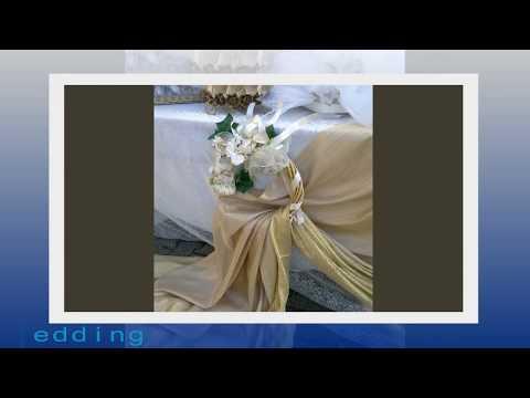 Διακόσμηση γάμου   Wedding decoration