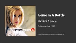 Christina Aguilera - Genie In A Bottle (Official Audio)