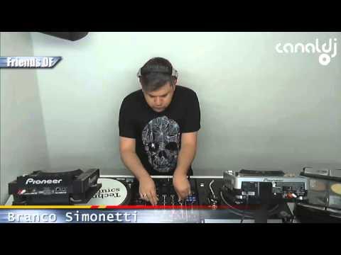 Branco Simonetti - DJ SET ( Canal DJ, 09.05.2015 )