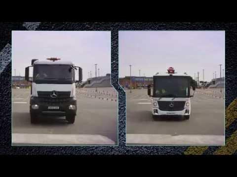 Safer Trucks Direct Vision Comparison