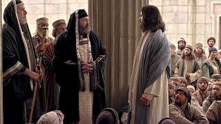 Jézus Krisztus élete - Film 2. rész (2/2) HD