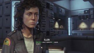 Alien: Isolation - Crew Expendable [Ellen] (No Commentary)