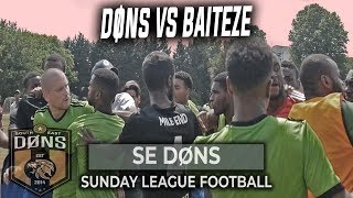 SE DONS vs BAITEZE ' Youtube Battle'