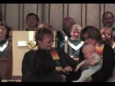 Travis Walter's Baptism