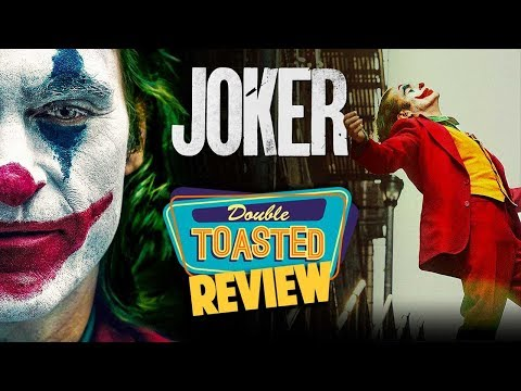 JOKER MOVIE REVIEW - Double Toasted Reviews
