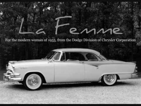 Dodge La Femme 1955-1956