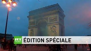 Acte 9 : Edition spéciale RT France - Suivez en direct les manifestations des Gilets jaunes