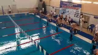 Плавание Братск Солнечный 400 м вольный стиль