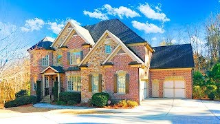 MUST See 5 Bdrm, 6 Bath Home w/ 2 Basements For Sale in N. Atlanta - SOLD