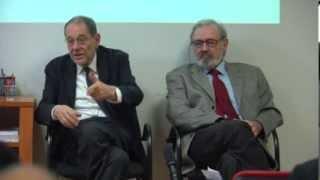 Desayuno ApS #2 Javier Solana:Cambios en el mundo y en la cooperación al desarrollo