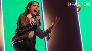 Isaiah's performance of Sam Cooke's 'A Change Is Gonna Come' - The X Factor Australia 2016