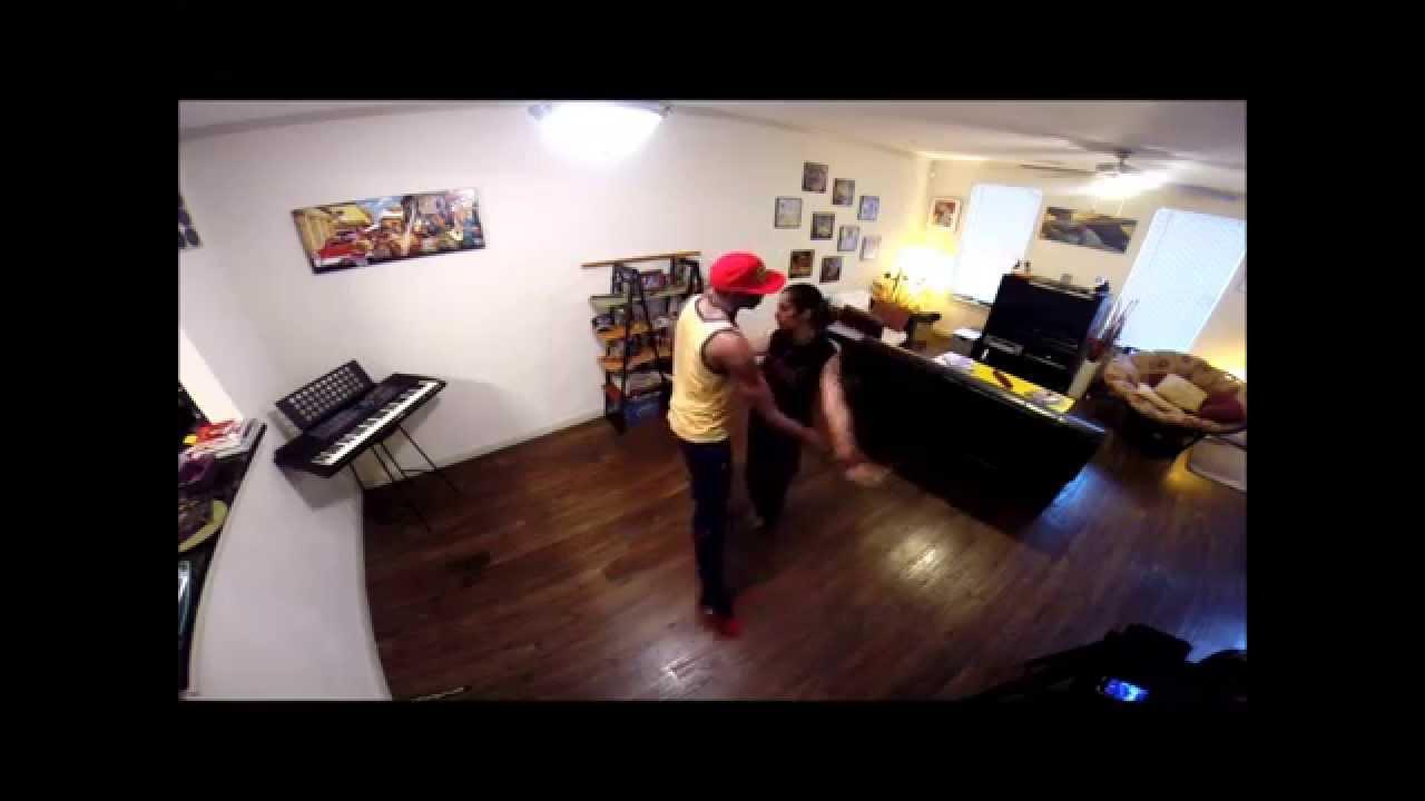 Salsa dancing - Derik & Mariangel - LRI