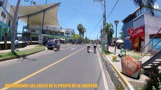 PUERTO DE LA LIBERTAD EL SALVADOR.(parte 1/2)
