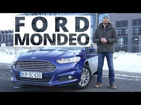 Ford Mondeo MK5 Kombi 2.0 TDCi 150 KM, 2015 PL ENG test AutoCentrum.pl 166