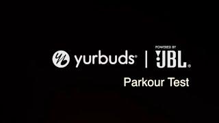 Video Yurbuds never fall? Parkour Test (Leap) bluetooth earphones download MP3, 3GP, MP4, WEBM, AVI, FLV Juni 2018