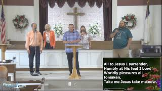 "July 25, 2021 Rev. Stephen  R. Smith ""Proper Posture"""