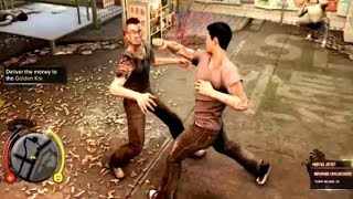 Sleeping Dogs: Definitive Edition Game Review (PS4, PC, Xbox One) (2014) (HD Gameplay)