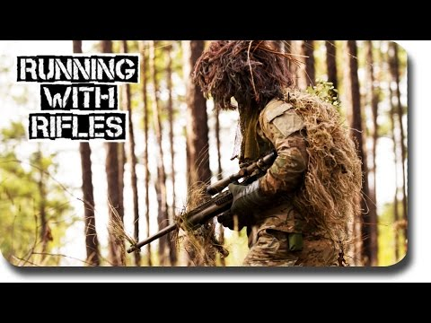Running With Rifles ► Woodland Sniper (Full Round)